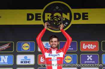 """""""No puedo creerlo, el Tour de Flandes es la carrera más hermosa del mundo para mí"""": Kasper Asgreen - Revista Mundo Ciclistico"""