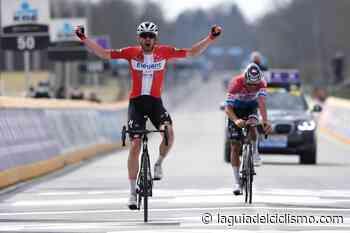 Asgreen bate a Van der Poel en el Tour de Flandes - La Guía del Ciclismo