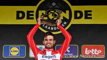 El danés Asgreen sorprende a los favoritos en la Vuelta a Flandes - FRANCE 24