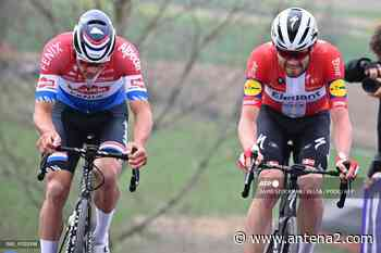 Asgreen le gana el duelo a Mathieu Van der Poel en Flandes - Antena 2