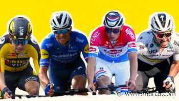 Recorrido, perfil de carrera, equipos y favoritos del Tour de Flandes 2021 - MARCA.com