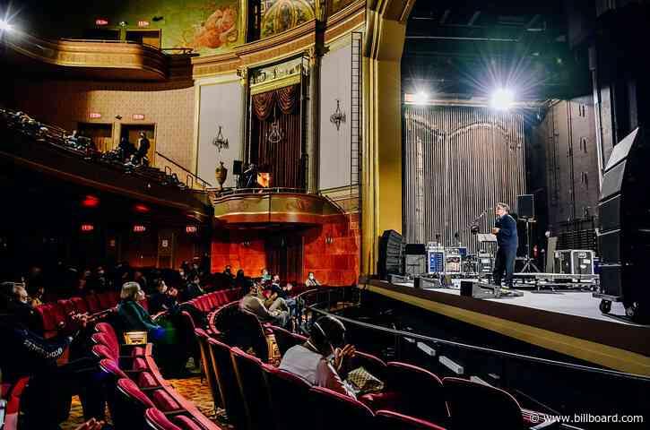 Nathan Lane, Savion Glover Perform During Historic Reopening of Broadway Venue