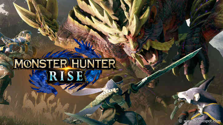 Monster Hunter Rise Patch Out Now, Addresses Save Data Issue
