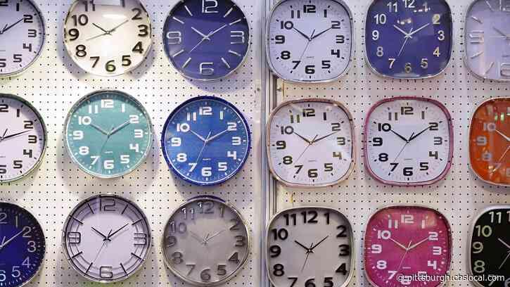 Pennsylvania House Passes Bill To Make Daylight Saving Time Permanent