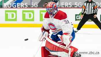 Habs' Carey Price to miss trip to Toronto for medical treatment