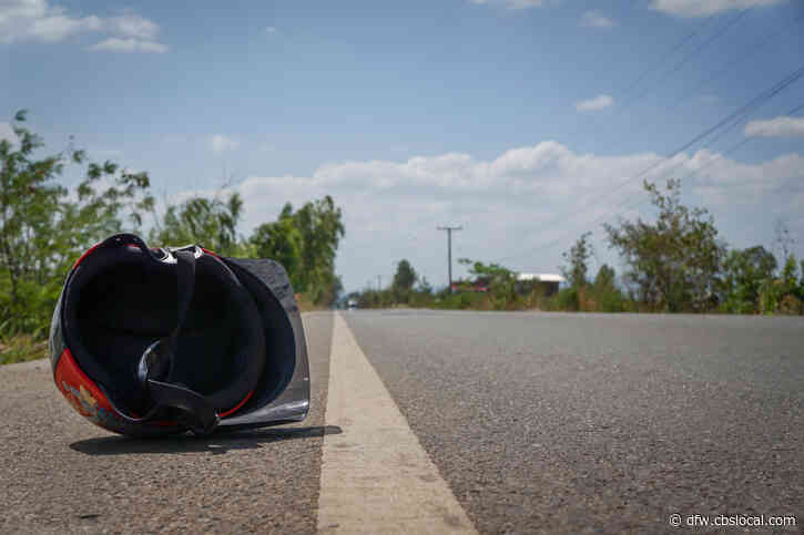 Motorcyclist Marco Antonio Garcia Dies After Colliding With Lexus SUV