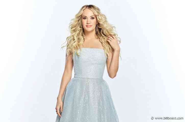 Carrie Underwood's 'My Savior' Debuts at No. 1 on Country & Christian Album Charts