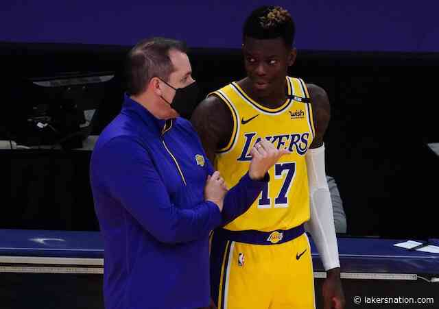 Lakers News: Frank Vogel Wants Dennis Schroder To Be 'Extremely Assertive'