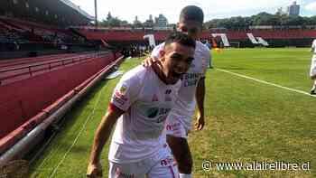 [Video] Huracán rescató agónico empate ante Newell's Old Boys en el fútbol argentino - AlAireLibre.cl