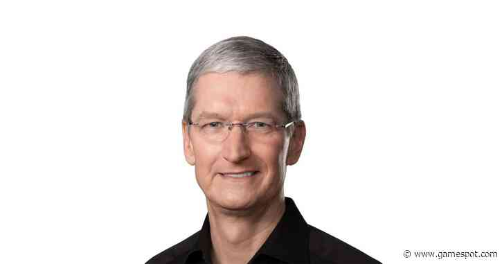 Apple CEO Tim Cook Suggests Voting Via iPhone
