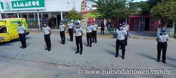 Se creó la Policía de Tránsito municipal en Villa Ojo de Agua - Nuevo Diario de Santiago del Estero
