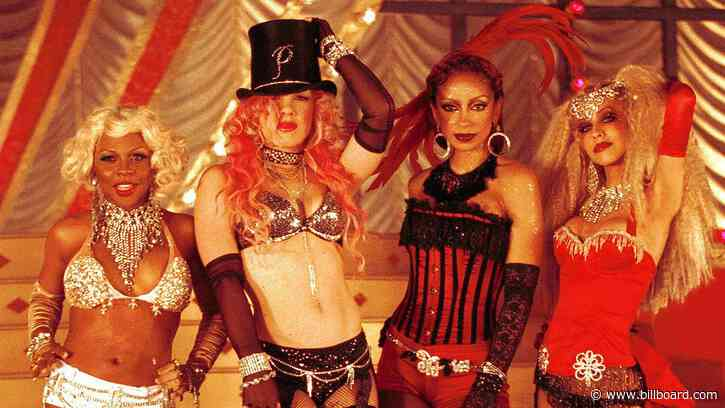 Magic in the Chaos: How Christina Aguilera, Mya, Baz Luhrmann & More Revived 'Lady Marmalade'
