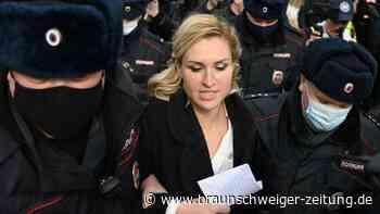 Nawalny-Unterstützer vor Straflager festgenommen