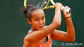 Leylah Fernandez makes quick work of Chinese opponent in Charleston opener