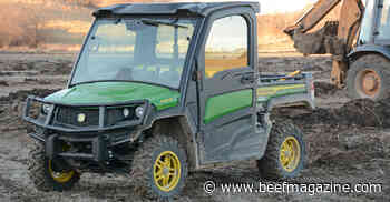Farmer-tested: John Deere's newest Gator