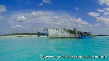 Canal de los Piratas, un rincón secreto de Bacalar - México Desconocido