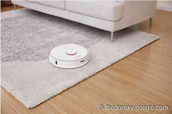 Roborock S7 robot vacuum features Sonic Mopping System