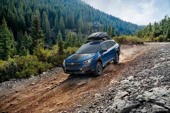 2022 Subaru Outback Wilderness makes the wagon more rugged