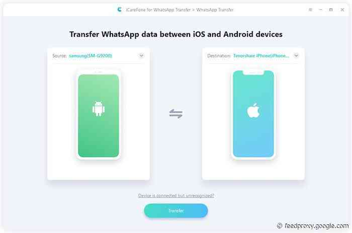 How to Transfer WhatsApp Business and WhatsApp from Android to iOS (No Useless Method)