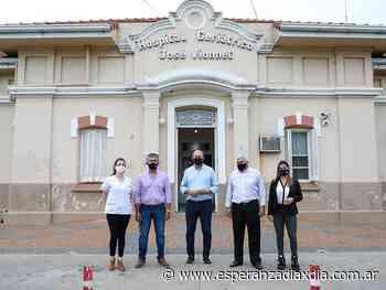 Licitaron la construcción de un Centro de Salud en Pilar - Esperanza DíaXDía