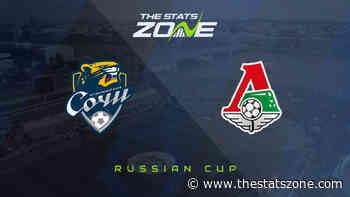 2020-21 Russian Cup – Sochi vs Lokomotiv Moscow Preview & Prediction - The Stats Zone