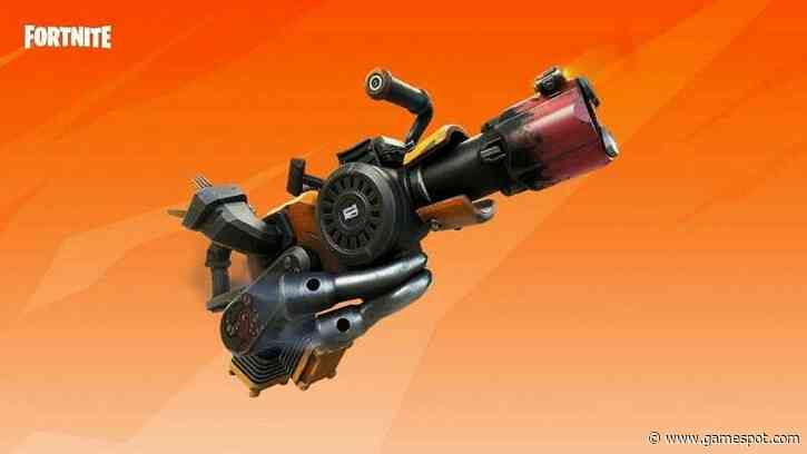 Fortnite Recycler Gun: Where To Find, Stats, And How To Use