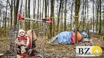 """Reportage: Flüchtlinge von Calais: """"In Europa sterben wir jeden Tag"""""""