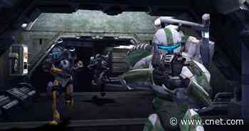 Star Wars: Republic Commando launches on Switch, PS4     - CNET