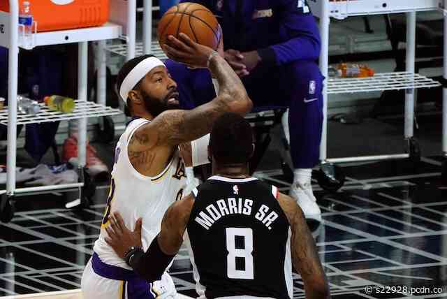 Lakers' Markieff Morris Has Played Admirable Basketball Since All-Star Break