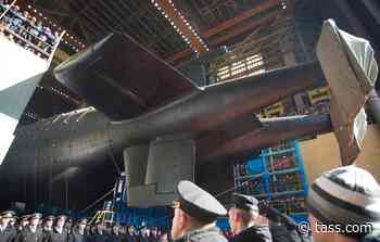 Belgorod nuclear submarine carrier with Poseidon nuke drones to serve in Pacific — source - TASS