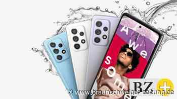 Smartphone-Neuheit: Galaxy A52 5G: Samsungs neue Mittelklasse im Praxistest