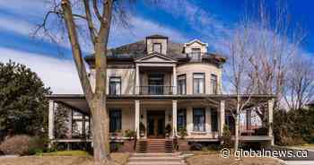 Francois Legault's Outremont home on the market for $4.9M