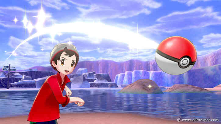 Pokemon Sword And Shield's Latest Max Raid Event Features Ditto And More