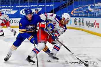 Sabres sitting Taylor Hall in anticipation he'll be traded