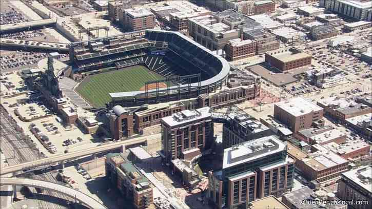 It's Official: MLB All-Star Game Will Be Held At Coors Field