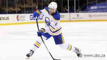Sabres electing to sit Taylor Hall in anticipation of trading him