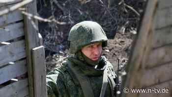 Gefährlicher Schwelbrand: Putin dreht Ukraine-Konflikt wieder auf