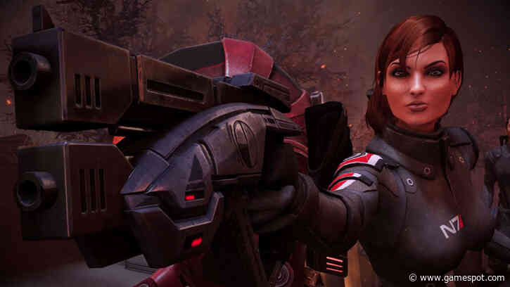 New Mass Effect Legendary Edition Details: Inventory Management Improvements, M-35 Mako Changes, And More