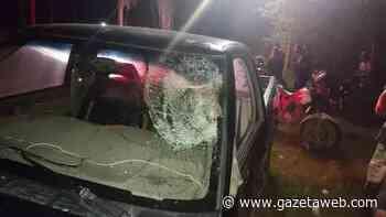 Motociclista fica gravemente ferido após colisão com carro em Porto Calvo - Gazetaweb.com