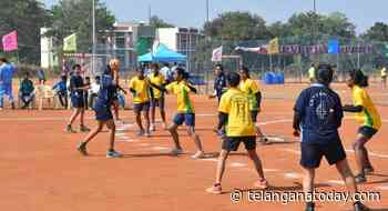 Handball included in Khelo India Games - Telangana Today