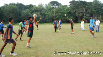 Jharkhand men qualify for National Games in handball - Telegraph India