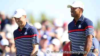 Justin Thomas says Tiger Woods will be a big miss at the Masters