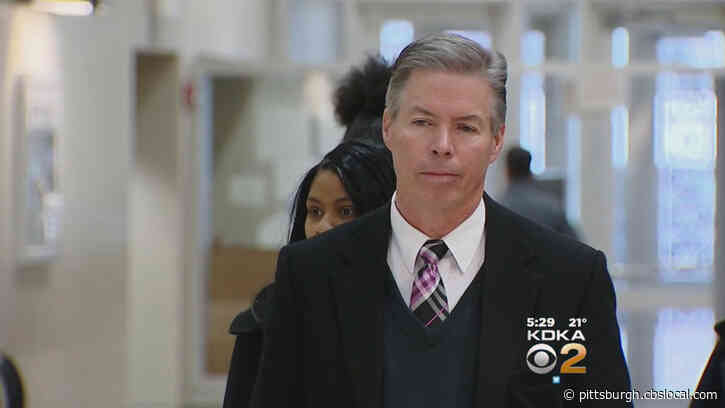 Charles McCullough, Ex-County Councilman And Husband Of High Court Candidate, Begins Prison Sentence