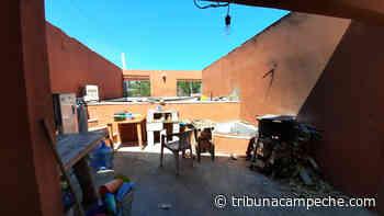 Siguiente noticia Remolino deja a familia sin techo - Tribuna Campeche