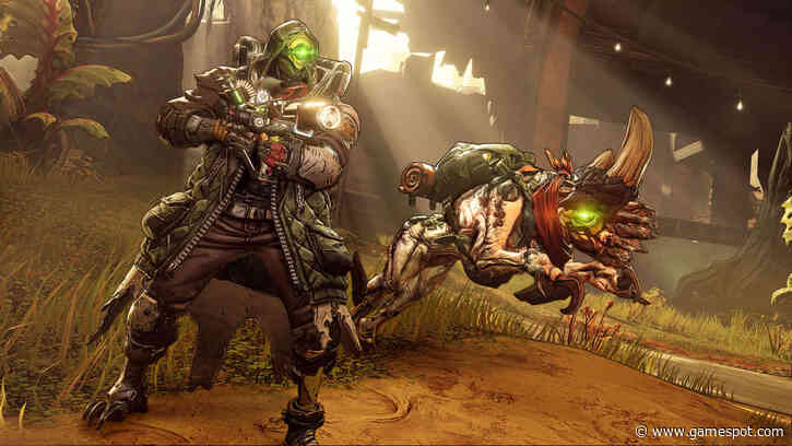 Borderlands Studio Gearbox Will Announce New IP And More Now That It's Owned By Embracer