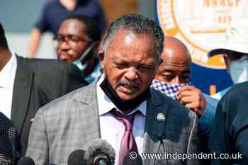 Jesse Jackson calls Britain the 'mother of racism'