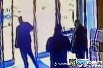 New York doormen fired after video shows them shutting door on Asian hate crime