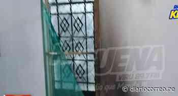 Delincuentes arrojan bomba molotov contra una vivienda en Virú - Diario Correo