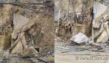 Siete mineros salen ilesos tras la caída de una roca - Caracol Radio