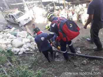 Dos lesionados en accidentes mineros en Marmato - La Patria.com